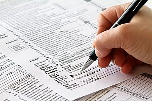 a restaurant owner filing a tax write off since they purchased commercial auto insurance from an entertainment insurance broker in Los Angeles, CA