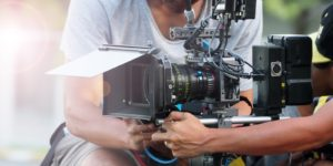 a film production crew that is equipped with excess liability insurance
