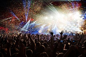 music festival with special event insurance to protect themselves from liability