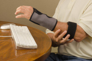Technology company worker that has carpal tunnel