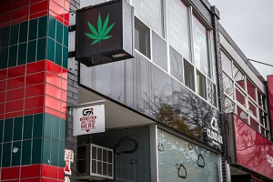 a dispensary as a result of the rise of the cannabis industry in 2019