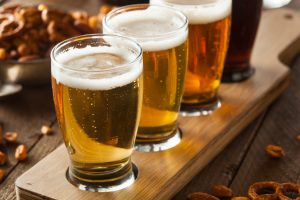 Craft beer and producers