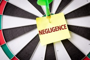 negligence can be covered by E&O insurance