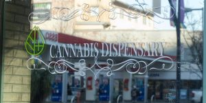 dispensary store front covered by the most important dispensary insurance