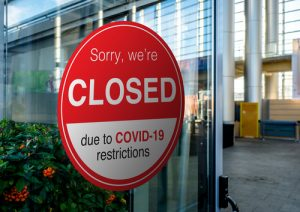 coronavirus forces shops to deliver
