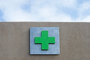 a medical marijuana dispensary that is covered by crime insurance