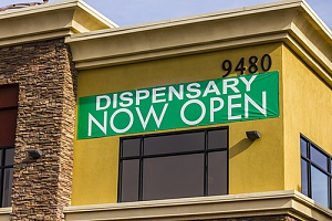medical dispensary that would need property insurance