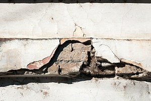 damage to a building that would be covered by property insurance