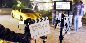 prior to filming the production company had bought a entertainment insurance policy