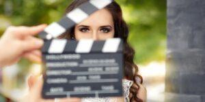 actress giving shot
