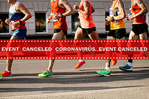 Event canceled due to COVID